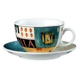 Seltmann Weiden VIP- Collection Kenya Café Au Lait Cup & Saucer, 2 pcs set, 0.37 l/16 cm