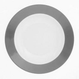 Kahla Pronto Colore Grey Soup Plate 22 cm