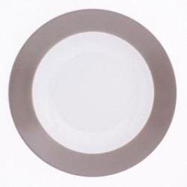 Kahla Pronto Colore Taupe Soup Plate 22 cm