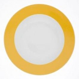 Kahla Pronto Colore Orange Yellow Soup Plate 22 cm