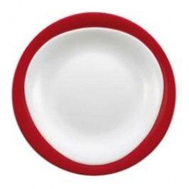 Seltmann Weiden Trio Ruby Red Breakfast Plate 23 cm