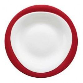 Seltmann Weiden Trio Ruby Red Dinner Plate 28 cm