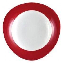 Seltmann Weiden Trio Ruby Red Pasta Plate 27 cm