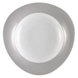 Seltmann Weiden Trio Stone Grey Pasta Plate 30 cm