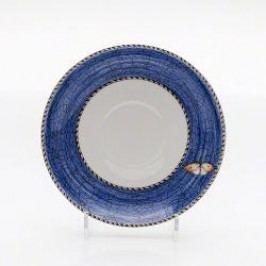 Wedgwood Ceramics Sarah´s Garden Breakfast Cup Saucer Blue