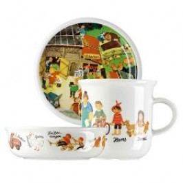 Arzberg In the Country Set For Children In A Gift Box 3 pcs