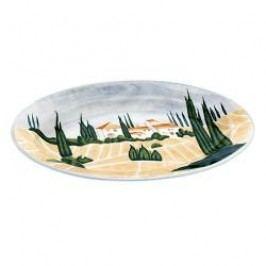 Magu-Cera Ceramics Siena Oval Platter 46 cm