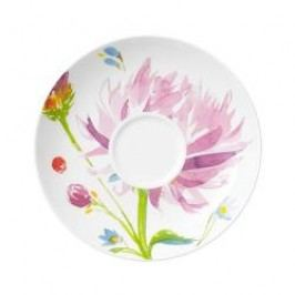 Villeroy & Boch Anmut Flowers Coffee cup saucer 15 cm