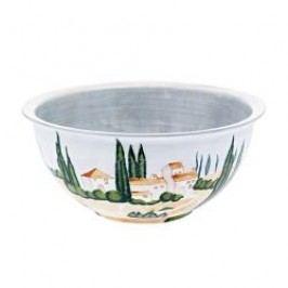 Magu-Cera Ceramics Siena Round Bowl 30 cm