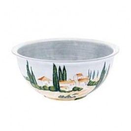 Magu-Cera Ceramics Siena Round Bowl 26 cm