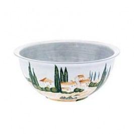 Magu-Cera Ceramics Siena Round Bowl 22 cm