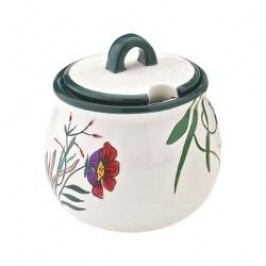 Magu-Cera Ceramics Flower Magic Sugar Bowl