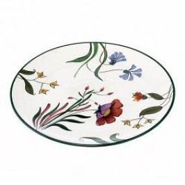 Magu-Cera Ceramics Flower Magic Plate Flat 27 cm