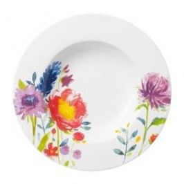 Villeroy & Boch Anmut Flowers Soup plate 24 cm