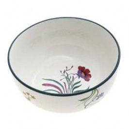 Magu-Cera Ceramics Flower Magic Round Bowl 26 cm
