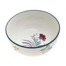 Magu-Cera Ceramics Flower Magic Round Bowl 22 cm