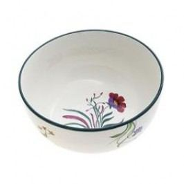 Magu-Cera Ceramics Flower Magic Round Bowl 18 cm
