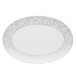 Rosenthal Studio-line TAC 02 Skin Platin Platter 38 cm