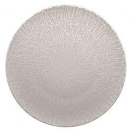 Rosenthal Studio-line TAC 02 Skin Platin Charger Plate / Underplate 33 cm