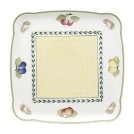 Villeroy & Boch Charm & Breakfast French Garden Platter Quadratic 30 x 30 cm