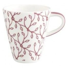 Villeroy & Boch Caffe Club Floral Berry Mug with Handle Small 0.20 L, height: approx. 8.5 cm