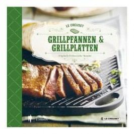 Le Creuset Zubehör Recipe/ cookery book 'Grill pans and grills'