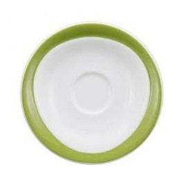 Seltmann Weiden Trio Apple Green Breakfast Cup 17.5 cm