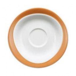 Seltmann Weiden Trio Orange Coffee Saucer 16 cm