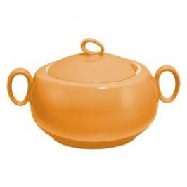 Seltmann Weiden Trio Orange Bowl with Lid 2.8 L