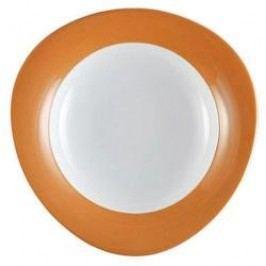 Seltmann Weiden Trio Orange Pasta Plate 30 cm