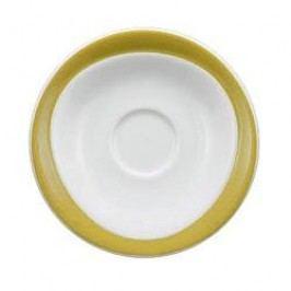 Seltmann Weiden Trio Lemons Yellow Tea Saucer 13 cm