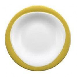 Seltmann Weiden Trio Lemons Yellow Bread and Butter Plate 20 cm