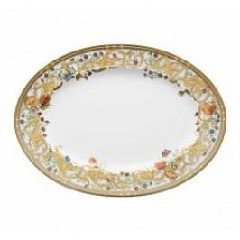 Rosenthal Versace Le Jardin de Versace Platter 34 cm