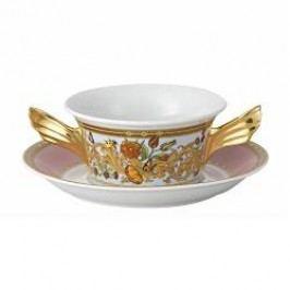 Rosenthal Versace Le Jardin de Versace Soup Cup 2 pcs. 0.30 L