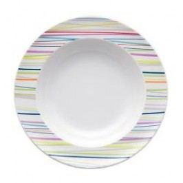 Thomas Sunny Day Stripe / Vertigo Flames Soup Plate 23 cm