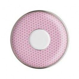 Arzberg Form 1382 Novum Pink Coffee Saucer 14 cm