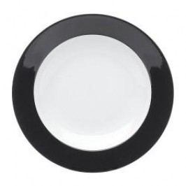 Kahla Pronto Colore black Soup Plate 22 cm