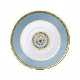 Villeroy & Boch Samarkand Aquamarine Mocha / Espresso Saucer 12 cm