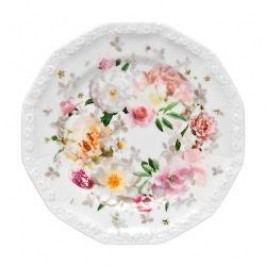 Rosenthal Selection Maria Pink Rose Bread and Butter Plate 17 cm
