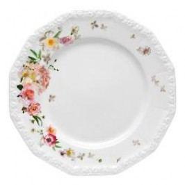 Rosenthal Selection Maria Pink Rose Dinner Plate 25 cm