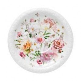 Rosenthal Selection Maria Pink Rose Soup saucer 18 cm