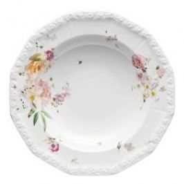 Rosenthal Selection Maria Pink Rose Pasta Plate 28 cm