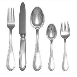 Robbe & Berking Cutlery Belvedere 925 Cutlery Dinner Set 30 pcs 925 Sterling Silver