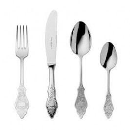 Robbe & Berking Cutlery Ostfriesen Children Cutlery Set 4 pcs 925 Sterling Silver