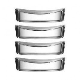 Villeroy & Boch La Classica Nuova Knife Rests, 4 pcs set, glass, 60x26x15 cm