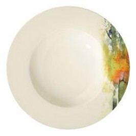 Königlich Tettau Achat Diamant Potpourri Pasta plate 30 cm