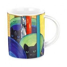 Königlich Tettau Artist-Collection Gigi Banini Cup With Handle
