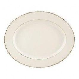 Königlich Tettau Agate Diamond Rio Grande Platter Oval 33 cm