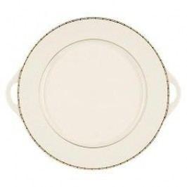 Königlich Tettau Agate Diamond Rio Grande Pie Platter With Handle 27 cm