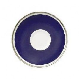 Villeroy & Boch Anmut My Colour Ocean Blue Mocha / Espresso saucer 12 cm